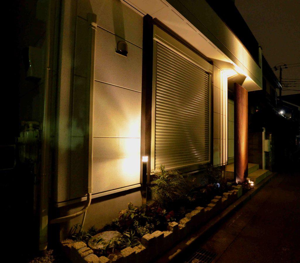 夜の美彩ライト