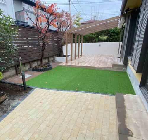 人工芝の上手な取り入れ方